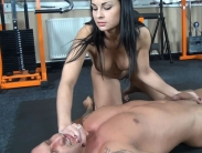 femdom-abbie-ballbusting-her-slave-and-gives-him-a-blowjob-1