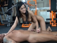 femdom-abbie-ballbusting-her-slave-and-gives-him-a-blowjob-2