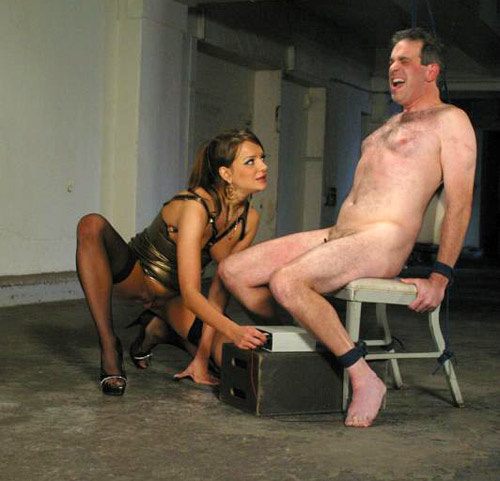 Cock Electro Torture