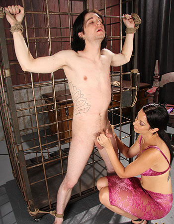CBT And Nipples Torture