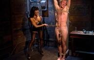 Chastity Femdom Torture