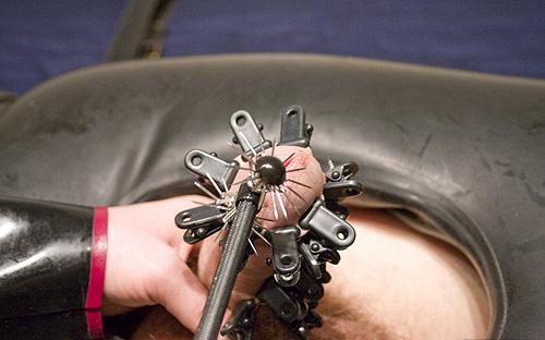 Extreme femdom cbt