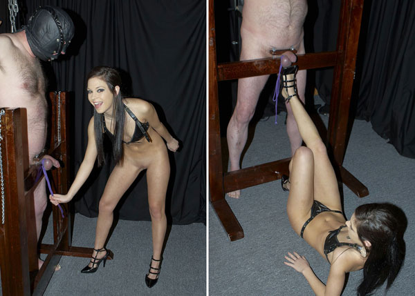 Bdsm torture chamber mistress london loosing verginity